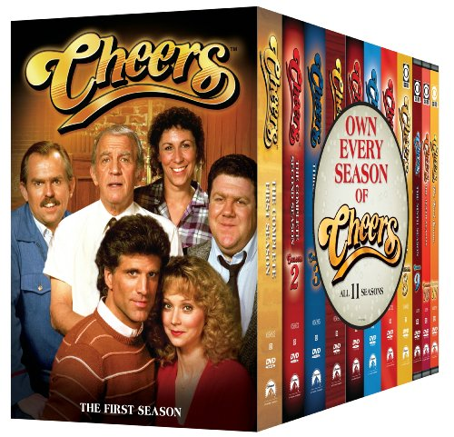 Click for larger image of Cheers: Eleven Season Pack [DVD] [Region 1] [US Import] [NTSC]