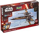 REVELL 6692 Star Wars - Caza X-Wing de Poe (Revell 6692)