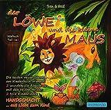 Der Löwe und die kleine Maus + Kinderlieder Teil 1 und 2: 2 Geschichten - Wie sie beste Freunde wurden & Wo fließt das Wasser hin