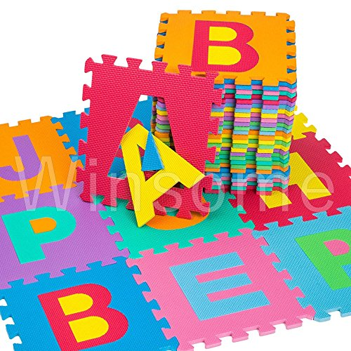winsomer-complete-alphabets-large-26-pcs-kids-play-soft-puzzle-mat-foam-interlocking-floor-protector