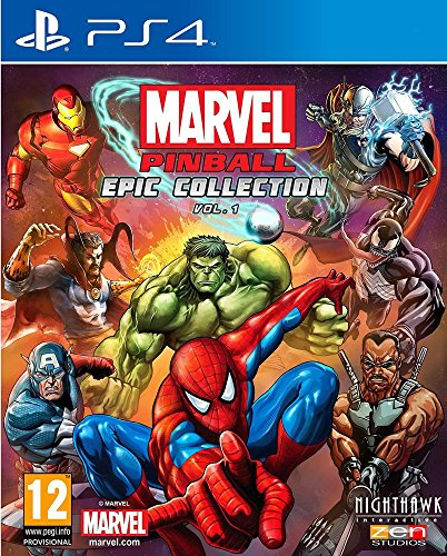 Marvel Pinball – épic collection : Volume 1 –  PlayStation 4