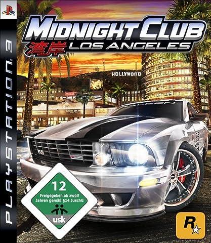 Midnight Club: Los Angeles (Mario Bros Ps3)