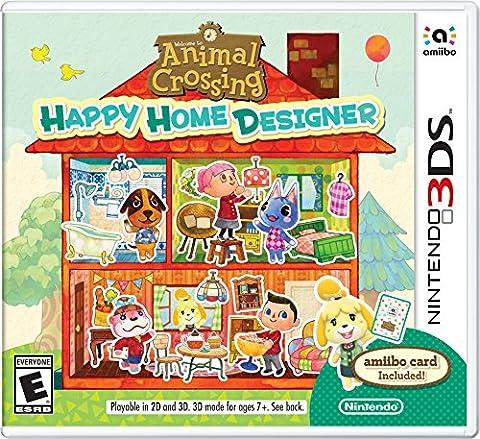 Animal Crossing: Happy Home Designer & Amiibo