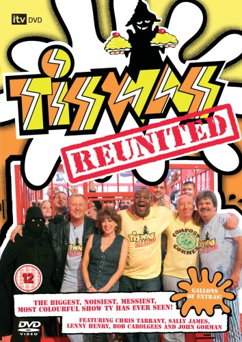 Tiswas: Reunited [DVD]
