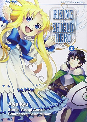 Download The rising of the shield hero: 3