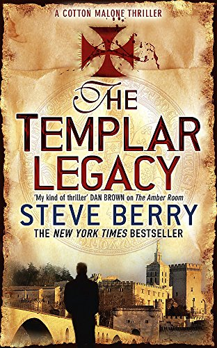 The Templar Legacy: Book 1 (Cotton Malone, Band 1) Berry Band