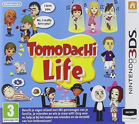 Tomodachi Life 3ds - Tomodachi Life [import