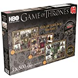 Jumbo Games Game-of-Thrones-Puzzle (3 x 500 Stk)