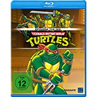 Teenage Mutant Ninja Turtles - Episoden 114 -169