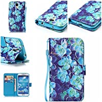 nancen Apple iPhone 5/5S/Si (4,0pollici) Cover, Colorful