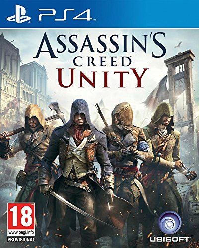 Assassin's Creed, Unity PS4 (Spiel Assassins Creed Unity Ps4)