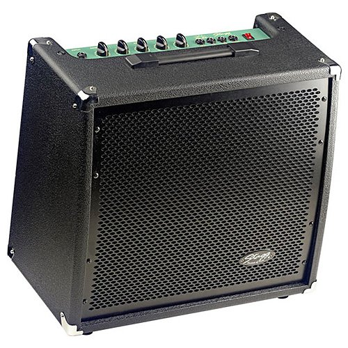 STAGG 25015619 60 BA EU BASS GUITARRA AMPLIFIER (60 W  230 V)