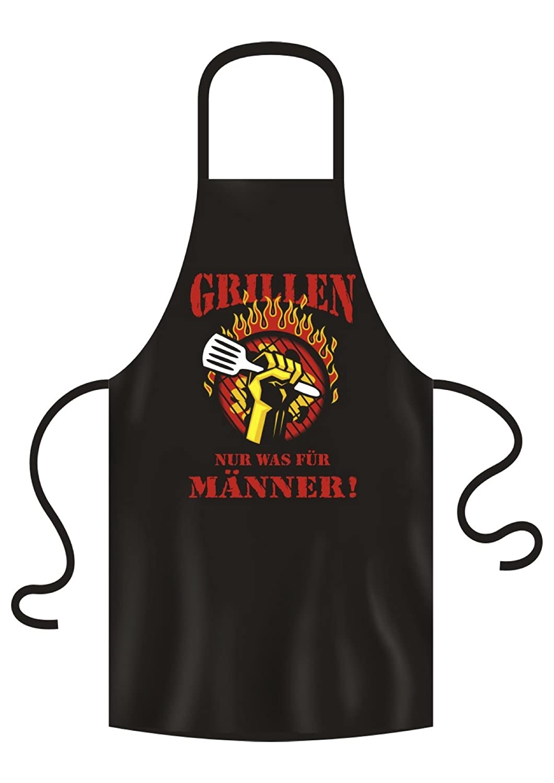 No Name 13 - Grembiule da barbecue spiritoso: Amazon.it: Giardino ...