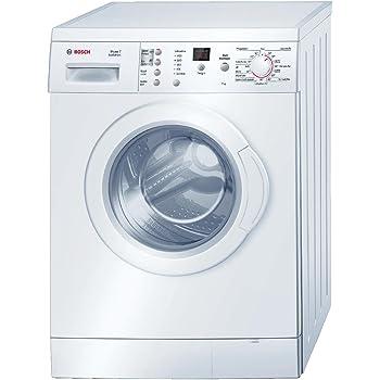 Bosch WAE283ECO Serie 4 Waschmaschine Frontlader/A+++ / 1400 UpM / 7 kg/Weiß / Mengenautomatik/Activewater