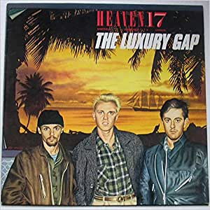 HEAVEN 17 The Luxury Gap LP