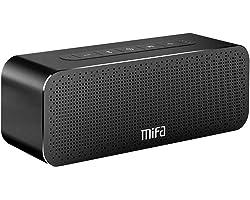Bluetooth Speaker, MIFA Soundbox Wireless Portable Speaker 30W with DSP Bass Sound, Home Speaker, 4000 mAh, 66ft, Three Passi