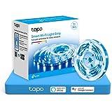 TP-Link Tapo L900-5 Smart LED Strip 5M, WiFi LED Stripe, 16 miljoen kleuren, Dimbare APP Control, Snijdbaar, Compatibel met A