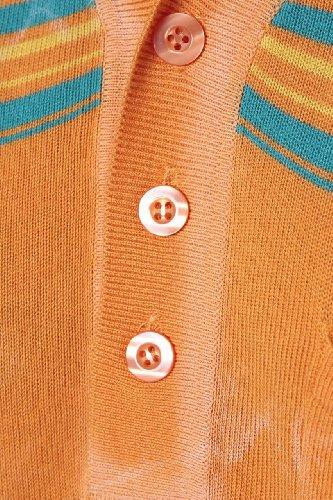 Custo Barcelona Herren Shirt Poloshirt CUSTO Orange