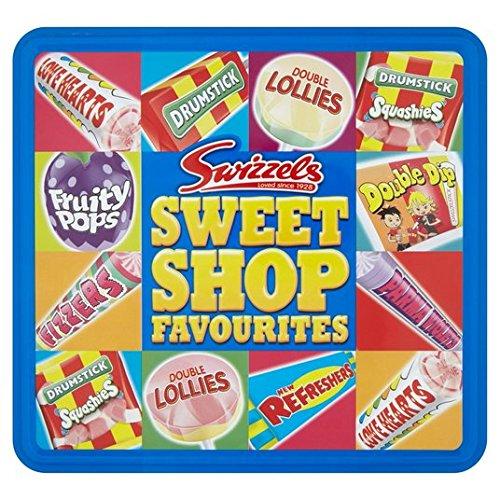 Swizzels Sweet Shop Favoris Tin 750g
