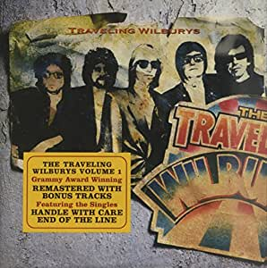 Traveling Wilburys Vol 1 The Traveling Wilburys Amazon
