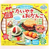 Happy Kitchen Mini Taiyaki Kuchen Odango Kracie Popin' Cookin' DIY Süßigkeiten