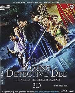 Young Detective Dee: Il Risveglio del Drago Marino (Blu-Ray)