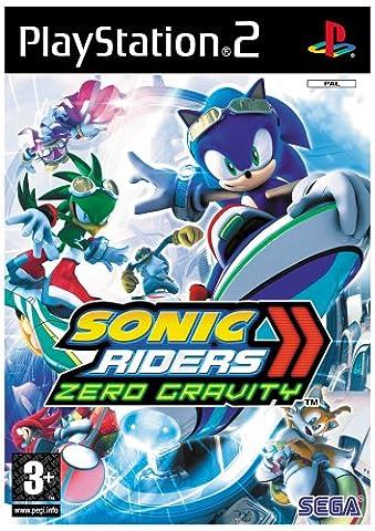 Sonic Riders: Zero Gravity (PS2)