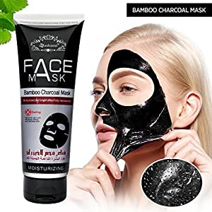 Best black mask blackhead remover mask multiple function mask whitening and moisturizing mask by Essy Beauty 120g