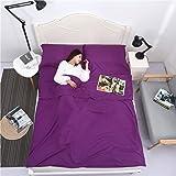 your GEAR XXL Sleeping bag Sumatra 7/°C Blanket sleeping bag 230x100 cm Cotton lining Blue Grey Removable head part