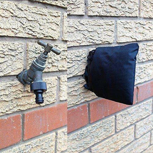 Confortable pour protéger votre robinet extérieur de geler-Veste imperméable thermique Par Shroopa Homeware