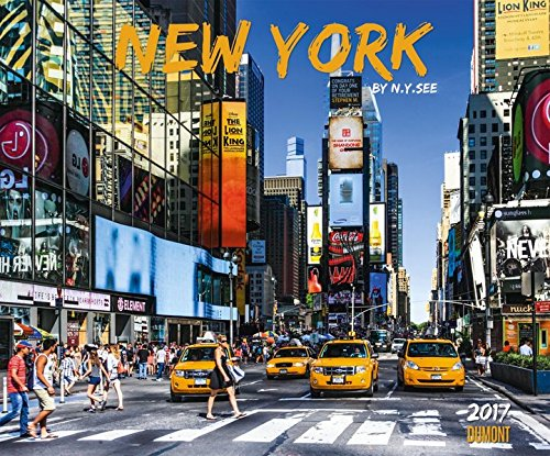 New York by N.Y.SEE 2017 Kalender | DuMont Fotokalender | Sehenswürdigkeiten New York City | Skyline