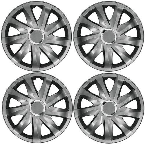 Radkappen DRF graphit 16 Zoll passend für Volkswagen VW Touareg, Touran, T4, T5