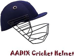 AADIX Boys' Cricket Helmet (11 - 17 Years)
