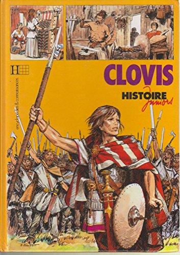 Clovis (Histoire juniors) par Gaston Duchet-Suchaux, Pierre Joubert