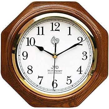 AMS 5822//4 Buche Wanduhr Funkwanduhr Uhren Neu Wanduhr klassisch