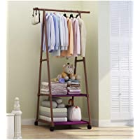 Furn Aspire Coat Jacket Hat Hanger Mobile Multi Function Stand Organizer De Clutter Your Doors, Wash Rooms or Re Wearable Clothes