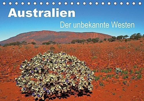 australien-der-unbekannte-westen-tischkalender-2017-din-a5-quer-western-australia-ist-der-grte-bunde