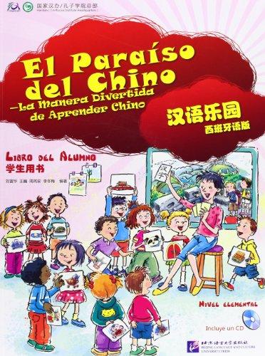 El Paraiso Del Chino - Libro Del Alumno