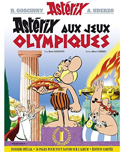 Astérix - Astérix aux jeux Olympiques - nº12 Edition limitée