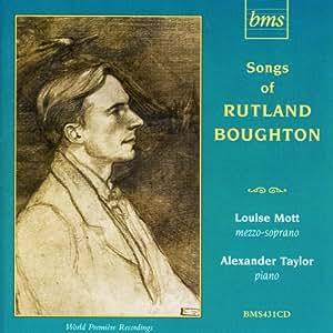 Rutland Boughton, Songs