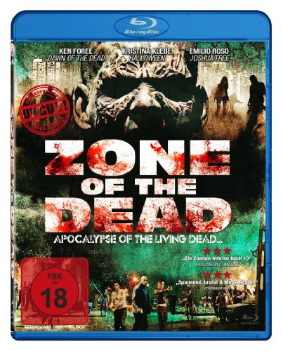 Zone Of The Dead [Blu-ray]