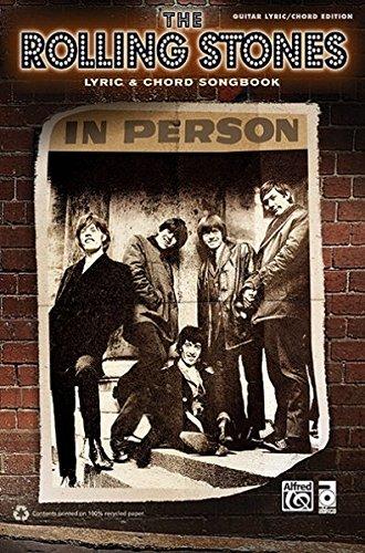 Rolling Stones - Lyric & Chord Songbook