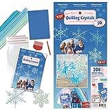 Karen-Marie Set KM's Special Quilling Crystal kit, blau