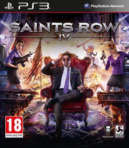 Saints Row IV (uncut) Commander in Chief Edition (Saints Row Iv Für Pc)