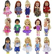 buy popular 1d9e0 fa18d Amazon.it: vestiti chelsea barbie