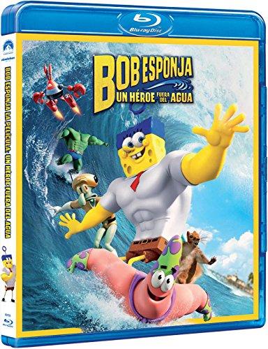SpongeBob Schwammkopf 3D (The SpongeBob Movie: Sponge Out of Water, Spanien Import, siehe Details für Sprachen)