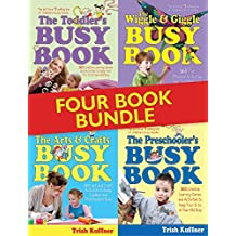 The Busy Book Bundle: Over 1400 Creative Learning Games and Activities to Keep Your Children Busy (Busy Books) (English Edition)