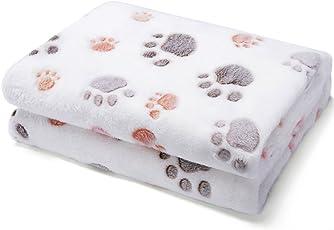 Allisandro® Super Softe Warme und Weiche Decke für Haustier Hundedecke Katzendecke Fleece-Decke/Tier Schlafdeck
