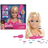 Barbie - Busto Glam Party con 20 Acessorios (Giochi Preziosi BAR28000)