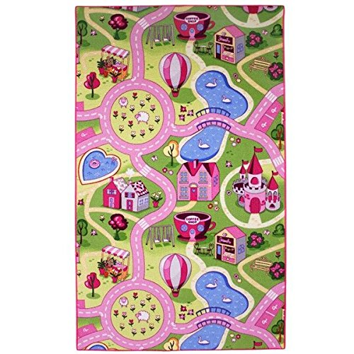 associated-weavers-kids-corner-624661-tapis-circuit-ville-girly-rose-tendre
